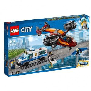 60209 Lego City Luchtpolitie Diamond Heist ( 44.99 EUR)