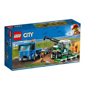 60223 Lego City Maaidorser Transport ( 27.99 EUR)