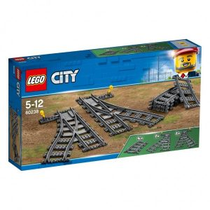 60238 Lego City Wissels ( 19.99 EUR)