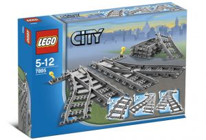 7895 Lego City Wissels ( 19.99 EUR)