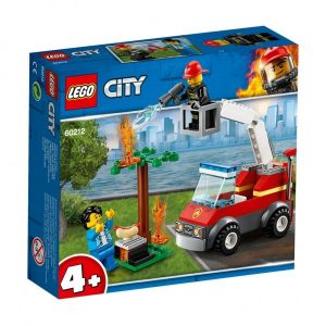 90212 Lego City Barbecuebrand Blussen ( 9.99 EUR)
