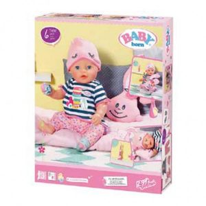 Baby Born Deluxe Sleepover Party (24.99 EUR)