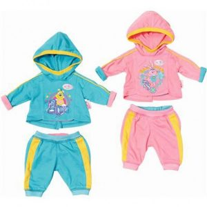 Baby Born Jogging set (12.99 EUR)