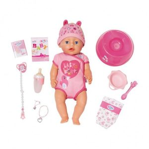 Baby Born Soft Touch Girl (Blue Eyes) (54.99 EUR)