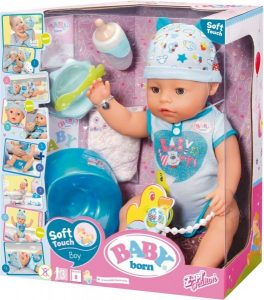 Baby Born Soft Touch Jongen (54.99 EUR)
