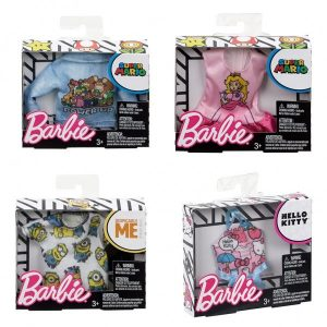 Barbie Fashion Tops – Licensed (3.99 EUR)