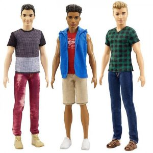 Barbie Fashionista Ken (12.99 EUR)