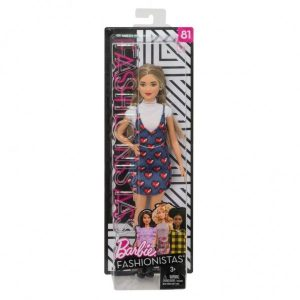 Barbie Fashionistas Wear Your Heart – Petite (12.99 EUR)