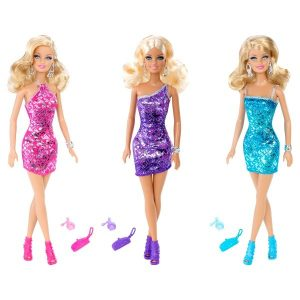 Barbie Glitz pop (9.99 EUR)
