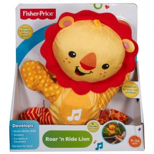 Fisher Price Activity Leeuw (14.99 EUR)