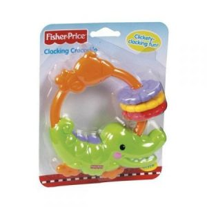 Fisher Price Alligator Clacker (5.99 EUR)