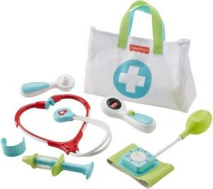 Fisher Price Doktersset (14.99 EUR)