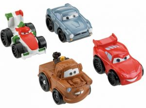 Fisher Price Little People Cars 2 Wheelies (3.99 EUR)