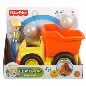 Fisher Price Little People Dump Truck (12.99 EUR)