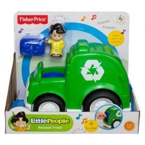 Fisher Price Little People Recycle Truck (12.99 EUR)