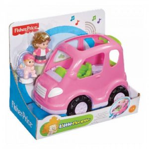 Fisher Price Little People Voertuig All Around Auto (12.99 EUR)