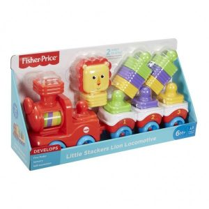 Fisher Price Little Stackers Trein (15.99 EUR)