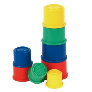 Fisher Price Stapelbekers (3.99 EUR)