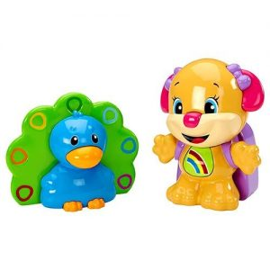 Fisher Price Talk N Teach Dierentuin (7.99 EUR)