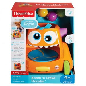Fisher Price Zoom 'N Crawl Monster (29.99 EUR)