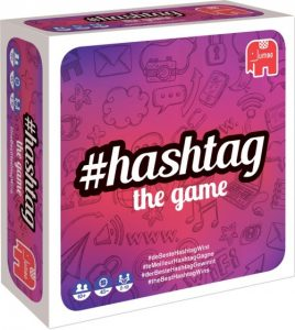 Jumbo bordspel Hashtag The Game (17.90 EUR) 25.00% korting