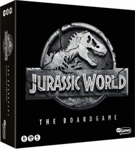 Just Games bordspel Jurassic World (33.90 EUR) 26.00% korting