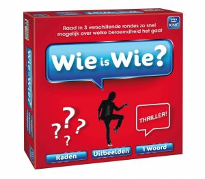 King Wie Is Wie? (10.50 EUR) 25.00% korting