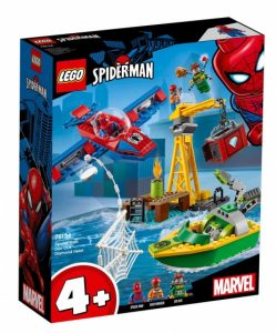 LEGO Marvel: Spider Man Doc Ock Diamond Heist (76134) ( 27.95 EUR)