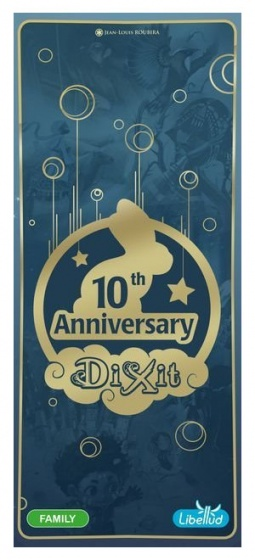 Libellud Dixit uitbreidingsset 10th Anniversary expansion