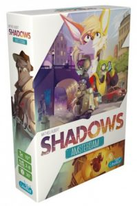 Libellud bordspel Shadows Amsterdam (19.95 EUR) 25.00% korting