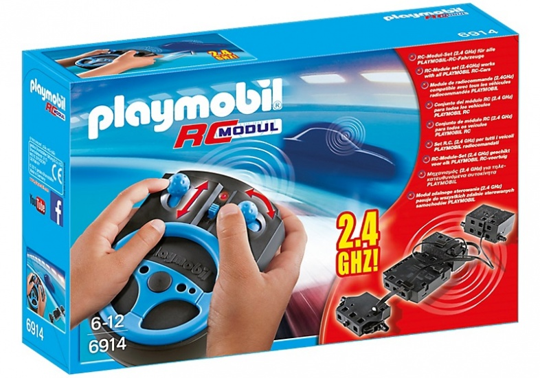 PLAYMOBIL City Action: RC module (6914)
