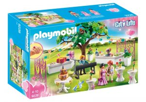 PLAYMOBIL City Life: Bruiloftsfeest (9228) (29.50 EUR)
