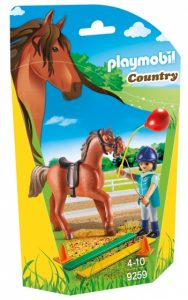 PLAYMOBIL Country: Paardentherapeute (9259) (8.25 EUR)