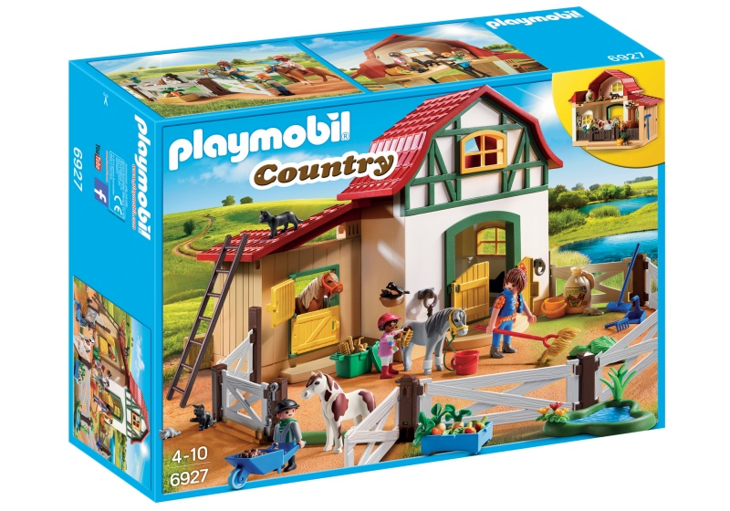 PLAYMOBIL Country: Ponypark (6927)