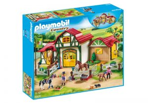 PLAYMOBIL Country: paardrijclub (6926) (75.95 EUR)
