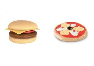 Pizza set of Hamburgerset (2.49 EUR)