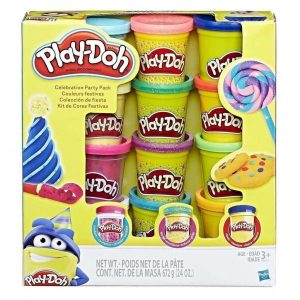 Play-Doh Celebration Party 12-Pack (11.99 EUR)