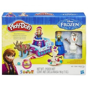 Playdoh Disney Frozen Sled Adventure (12.99 EUR)