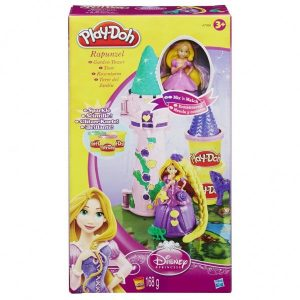 Playdoh Disney Princess Rapunzel Toren (10.99 EUR)