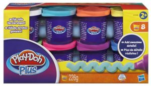 Playdoh Plus Variety Pack (9.99 EUR)