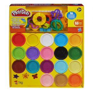 Playdoh Super Color Kit (16.99 EUR)