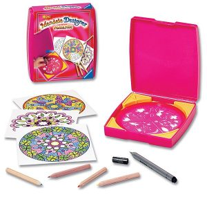 Ravensburger Mandala Mini Romantic (7.99 EUR)