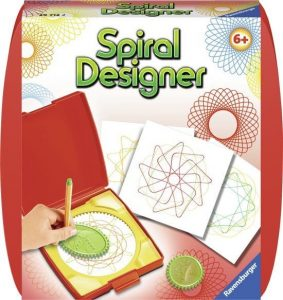 Ravensburger Mini Spiral Design Rood (5.99 EUR)