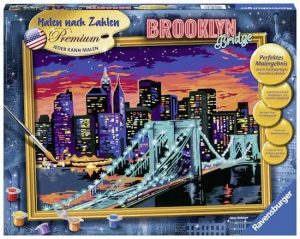 Ravensburger Schilderen Op Nummer Brooklyn Bridge (29.99 EUR)