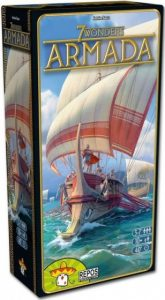 Repos Production 7 Wonders uitbreidingsset Armada (26.50 EUR) 26.00% korting