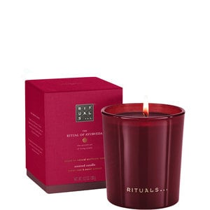 THE RITUAL OF AYURVEDA SCENTED CANDLE GEURKAARS (19.50 EUR)