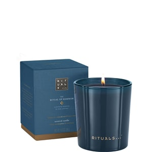 THE RITUAL OF HAMMAM SCENTED CANDLE GEURKAARS (19.50 EUR)