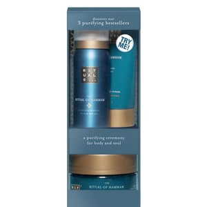 THE RITUAL OF HAMMAM TRY ME SET (15.00 EUR)