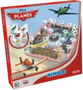 Tactic Kimble Planes bordspel (10.25 EUR) 54.00% korting