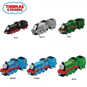 Thomas De Trein Die-Cast Engines Large (5.99 EUR)